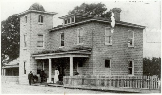 Pickford Sanitarium opened it's doors in West Southern Pines in 1896 with a specific mission: to treat African-Americans with tuberculosis. It was the first such institution in the South.